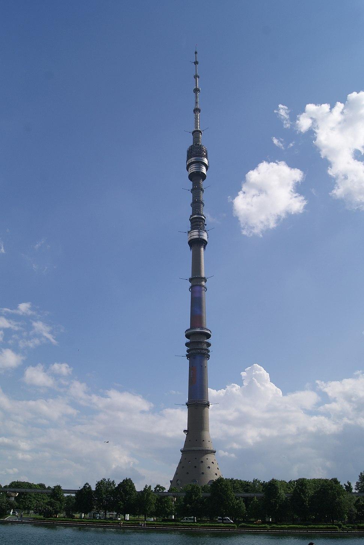 Ostankino Tower, 2015