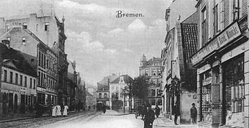 Ostertorsteinweg - Bremen - 1900.jpg