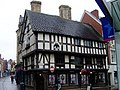 Oswestry - half-timbered building - geograph.org.uk - 65504.jpg