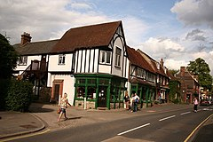 Otford High Street - geograph.org.uk - 509362.jpg