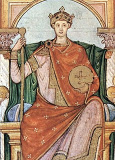Holy Roman Emperor and third ruler of the Saxon or Ottonian dynasty