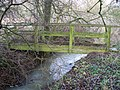 Over the brook - geograph.org.uk - 1619896.jpg