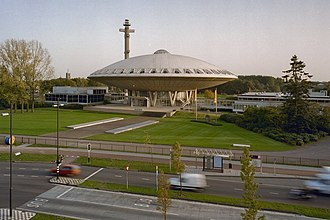 Evoluon - Image: Overzicht voorzijde Eindhoven 20357095 RCE crop