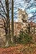 Pörtschach Leonsteiner Weg Burgruine Leonstein SW-Ansicht 28112019 7592.jpg