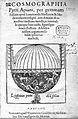 P. Apianus, Cosmographiae...1551. Wellcome L0024099.jpg