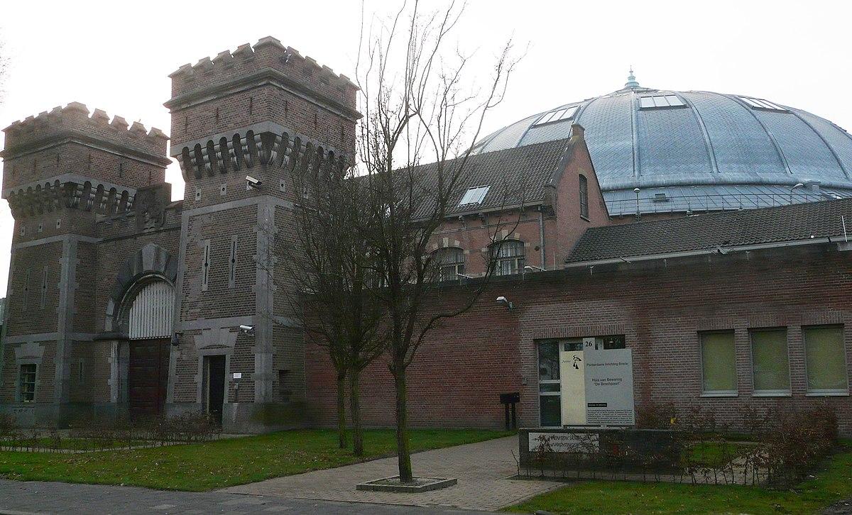 Willem metzelaar wikipedia for Gevangenis de koepel haarlem