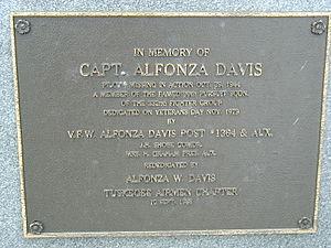 Alfonza W. Davis