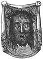 PL Wincenty Smoczyński-Droga Krzyżowa ułożona po wł. przez Św. Leonarda a Porto-Maurizio P06 Veil of Veronica.jpg