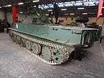 PT-76 in the Musée des Blindés, France, pic-1.JPG