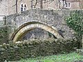Packhorse bridge, Bruton - geograph.org.uk - 666842.jpg