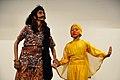 Pakhi O Manush - Science Drama - Debendra Vidyapith For Girls - BITM - Kolkata 2015-07-22 0307.JPG