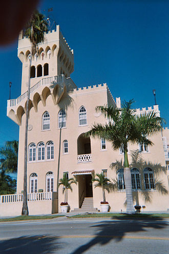Davis Islands (Tampa) - Palace of Florence Apartments on Davis Islands