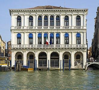Palazzo Dolfin Manin - Palazzo Dolfin Manin