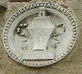 Palazzo dei priori di volterra, stemma de' nobili.jpg