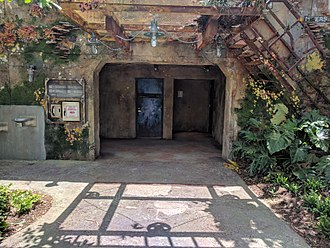 Pandora – The World of Avatar - Image: Pandora Bathrooms (34257379361)
