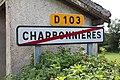 Panneau sortie Charbonnières Saône Loire 1.jpg