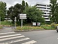 Panneaux direction Avenue Charles Garcia Fontenay Bois 1.jpg
