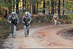 Paratroopers with 2nd Battalion, 319th Airborne Field Artillery Regiment, 2nd Brigade Combat Team, 82nd Airborne Division, complete a 20 kilometer ruck march, as part of 121116-A-FO214-070.jpg