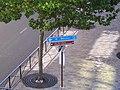 Paris PanneauMeteor terroirsdefrance 14092003.JPG