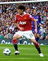 Park Ji-Sung vs Fulham 2010.jpg