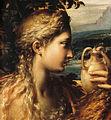 Parmigianino, madonna di san zaccaria 03.jpg