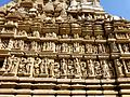 Parshwanath Temple Eastern Group of Temples Khajuraho India - panoramio (6).jpg