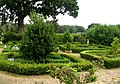 Parterre at Lackham House - geograph.org.uk - 942173.jpg