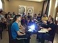 Participants of Edu Wiki camp 2017 26.jpg