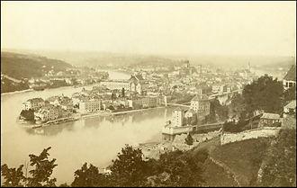 Passau - Passau 1892.