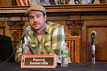 Patrick Somerville at Brooklyn Book Festival 2011