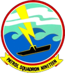 Patrol Squadron 19 (US Navy) insignia 1959.png