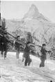 Patrouille auf Skiern - CH-BAR - 3237139.tif