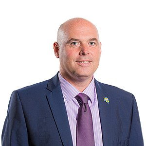 Paul Davies (politician) - Image: Paul Davies AM (28170823155)