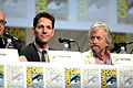 Paul Rudd & Michael Douglas SDCC 2014.jpg