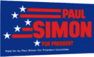 Paul Simon presidential campaign, 1988.png