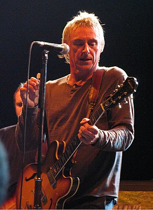 Paul Weller - Paul Weller in concert in 2009