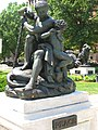 Peace statue, Mount Vernon Place, Baltimore, MD.jpg