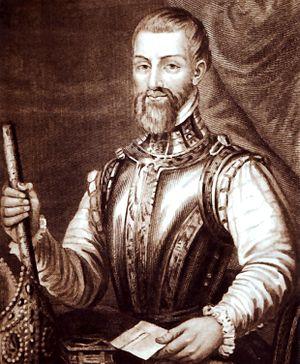 Gasca, Pedro de la (1485-1567)