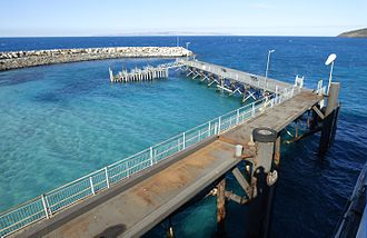 Penneshaw, South Australia - Penneshaw jetty