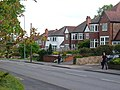 Penns Lane, Sutton Coldfield - geograph.org.uk - 1290005.jpg