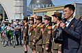 Performers of Military Band of Korean People's Army 2.jpg