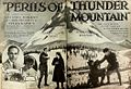 Perils of Thunder Mountain (1919) - Ad 1.jpg