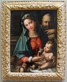 Perin del vaga, sacra famiglia con san giovannino, 1520-30 ca..JPG