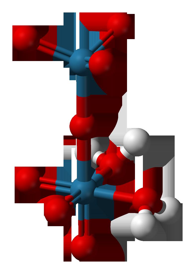 Perrhenic-acid-3D-balls