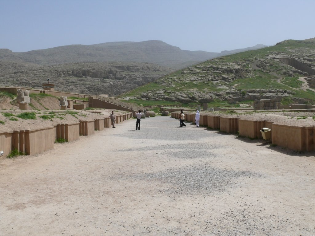 Persepolis Procession Pathway