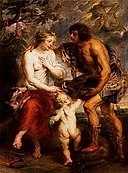 Peter Paul Rubens (Kopie nach) - Meleager und Atalante - 1559 - Bavarian State Painting Collections.jpg