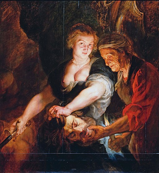 Peter Paul Rubens - Judith with the Head of Holofernes - WGA20269