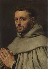 Portrait of a Carmelite friar (Gaspar Rinckens?)