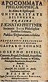 Pfettner, Ignaz Apocommata philosophica. Pars I, Dillingen 1681.jpg