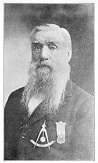 Philip Crosthwaite early settler of San Diego, California